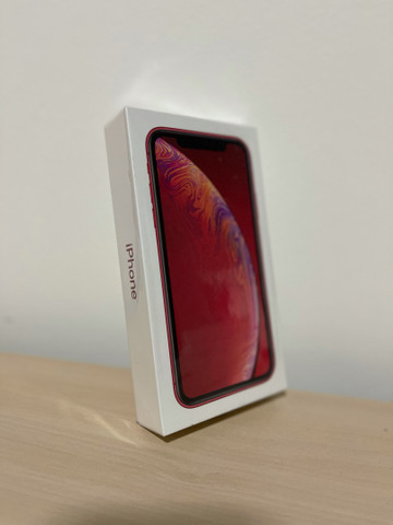 iPhone XR 64gb Cor Red Lacrado  - Foto 5