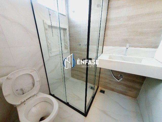 Casa moderna e com 03 quartos disponível para venda no bairro Fernão Dias em Igarapé - Foto 9