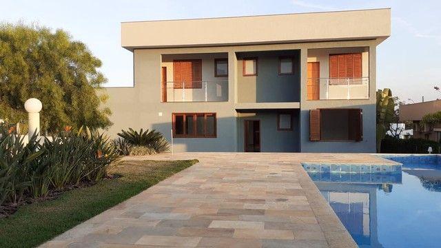 Casa de Luxo. Acabamento Prime com vista para a lagoa. Lagoa Santa MG - Foto 3
