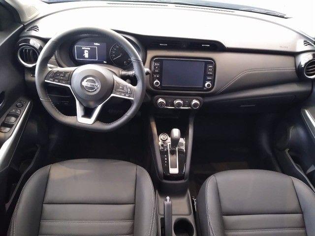 Nissan Kicks Advance CVT 2021/ 2022 - Foto 6