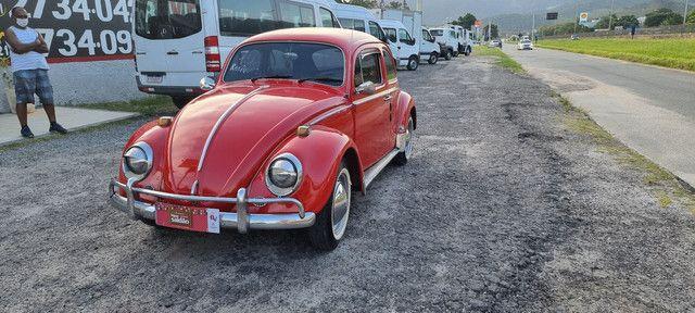 VW fusca 1.300 ano 1970 uma Relíquia   - Foto 2