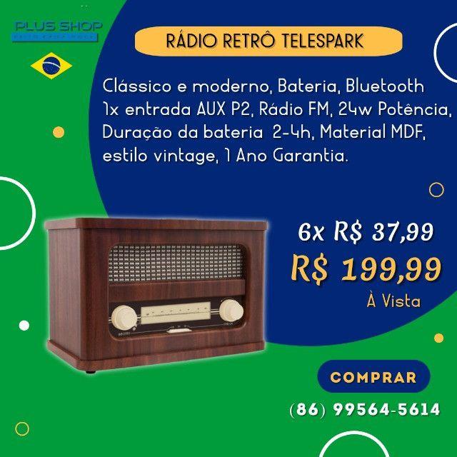 Radio Telespark Bluetooh