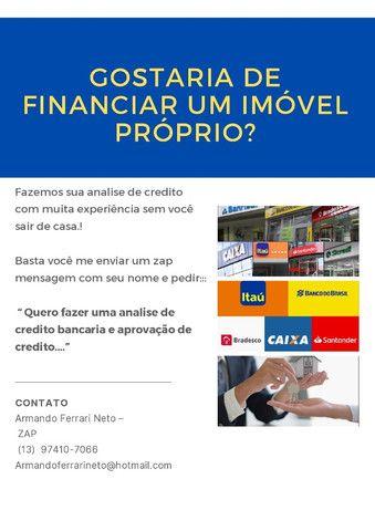 Tem casa propria?   Gostaria de aprovar seu credito nos bancos para comprar seu imovel?