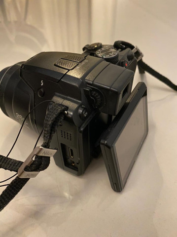 Câmera Nikon coolpix p100  - Foto 4