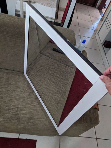 Espelho com gaveta salão/barbearia - Foto 6
