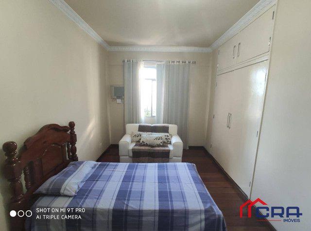 Apartamento com 4 dormitórios à venda, 117 m² por R$ 580.000,00 - Ano Bom - Barra Mansa/RJ - Foto 10