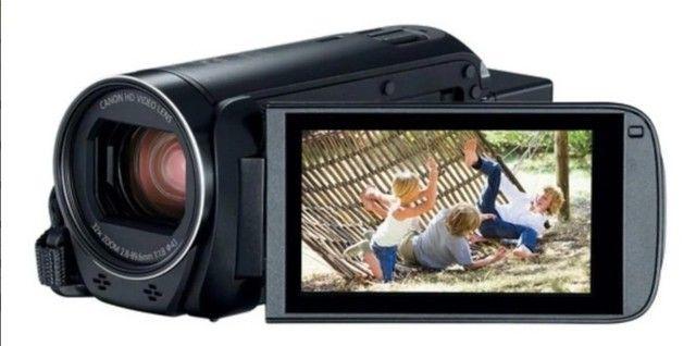 Câmera  semiprofissional Canon Vixia HF R800 Full HD  - Foto 6