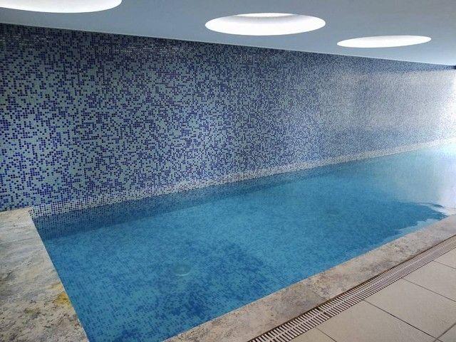 Apartamento no Costa Amalfitana ed. Capri a venda possui 178 m2 com 3 quartos em Jatiúca e - Foto 9