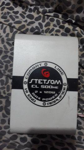Vendo Barato SEMI NOVO STETSOM CL 500HE - Foto 4
