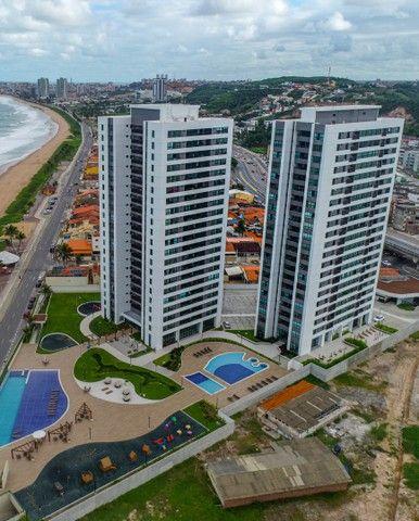Apto. Beira Mar de Porteira Fechada, 141m², 4Suítes, 3Vgs, 8%