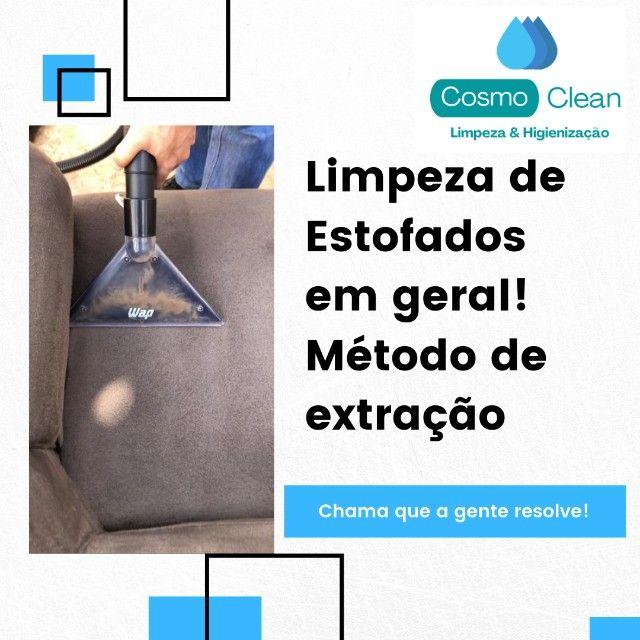 limpeza e higienização sofá colchao poltronas carros - Foto 6