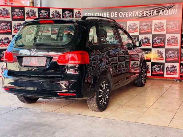 Volkswagen SpaceFox 1.6 8V (Flex)  *Banco de Couro* Excelente Oportunidade!!!   - Foto 8