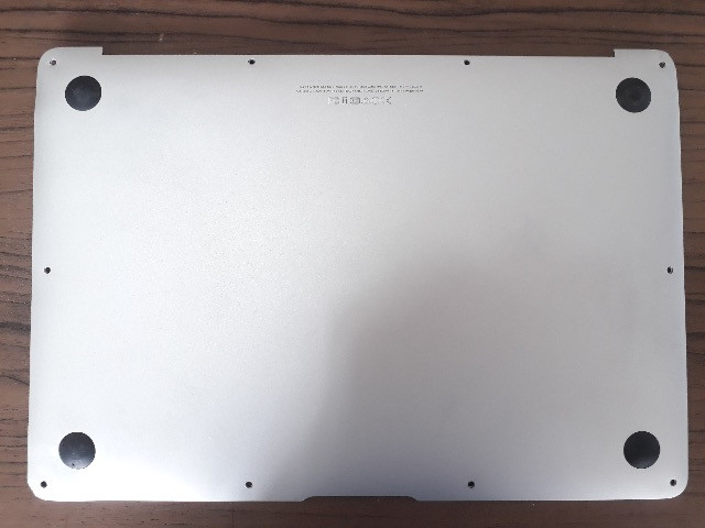 Tampa Inferior Macbook Air 13-inch, Early 2015 Model A1466