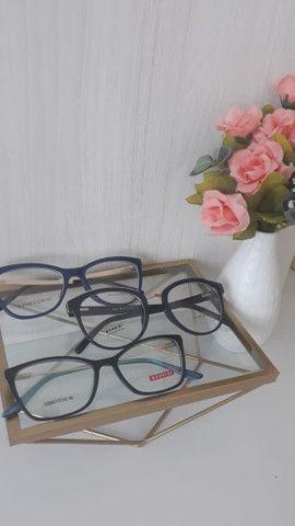 Óculos graduados e sol  - Foto 5