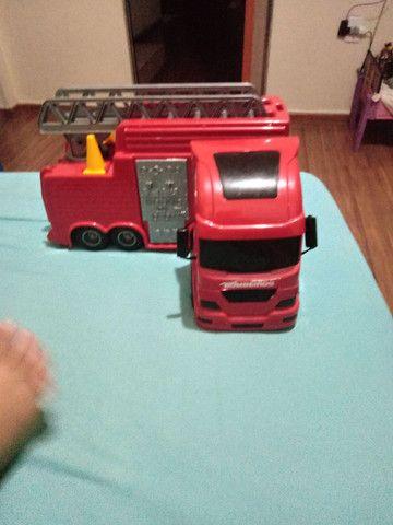 Carro de bombeiro - Foto 5