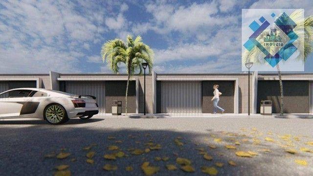 Casa com 3 dormitórios à venda, 98 m² por R$ 340.000 - Parnamirim - Eusébio/CE - Foto 17