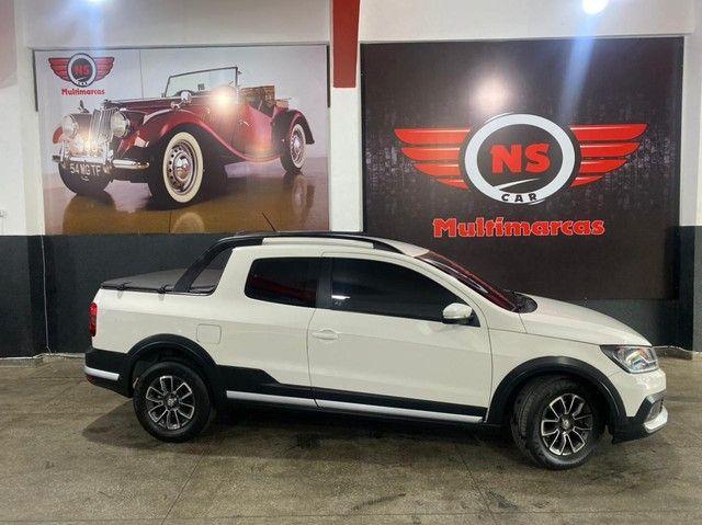 VW/SAVEIRO CROSS 1.6  CABINE DUPLA - 2019 - 15 Mil de entrada  - Foto 2