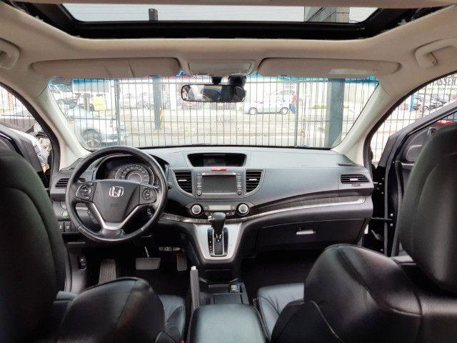 Honda CR-V EXL 4WD 2.0 Flex Top de Linha Impecável!!! - Foto 13