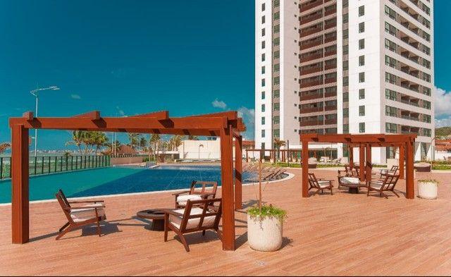 Apartamento beira mar a venda com 4 suítes em Maceió Evolution Sea Parque. Mega área de la