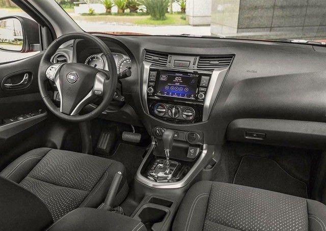 Nissan Frontier Attack 2.3 4x4 Diesel 190cv 2021/2021 0km - Foto 8