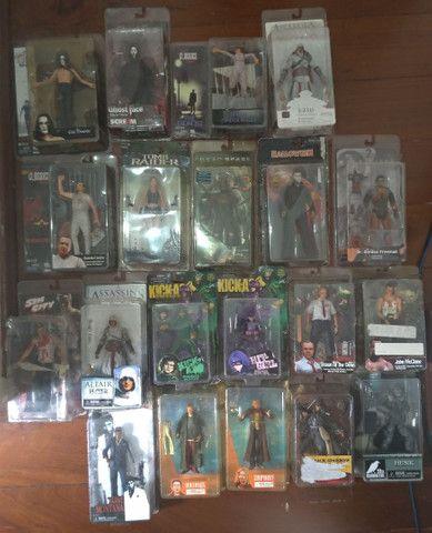 Coleção action figures Neca - Foto 3