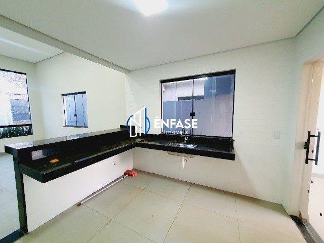 Casa moderna e com 03 quartos disponível para venda no bairro Fernão Dias em Igarapé - Foto 13