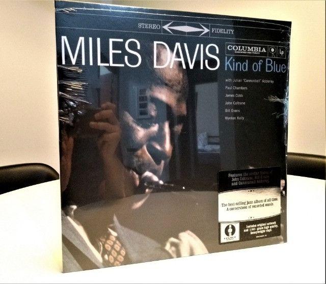 Miles Davis - Kind of Blue (vinil lacrado importado) - Foto 2