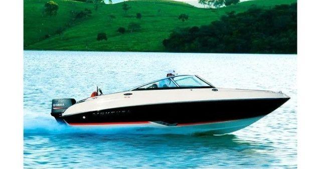 Barco Ventura V195 Comfort Com Motor Yamaha F115hp 4t