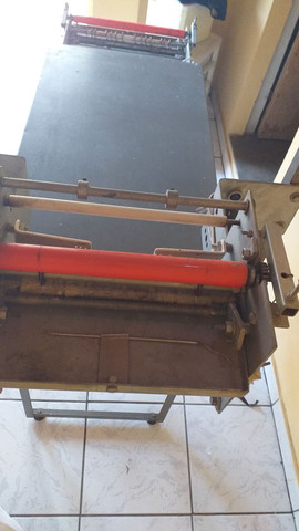 Máquina de fábrica fralda semi nova  - Foto 4