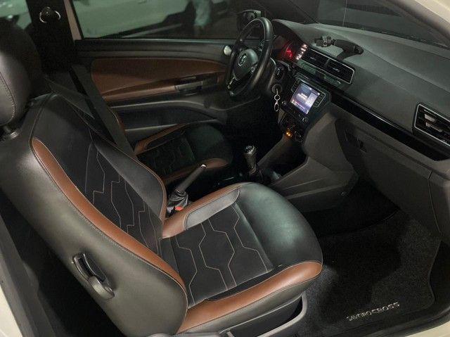 VW/SAVEIRO CROSS 1.6  CABINE DUPLA - 2019 - 15 Mil de entrada  - Foto 3
