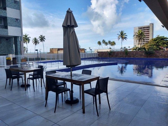 Apartamento beira mar a venda em Maceió com 250 metros quadrados com 4 suítes Ed. Gênova R - Foto 13