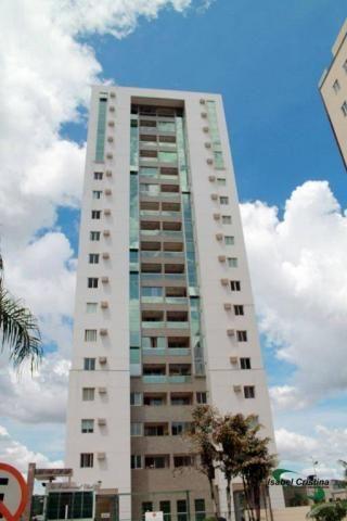 Apartamento 02 quartos c/01 suíte, 82 m2, no Tie residencial clube em  Aguas Claras -DF