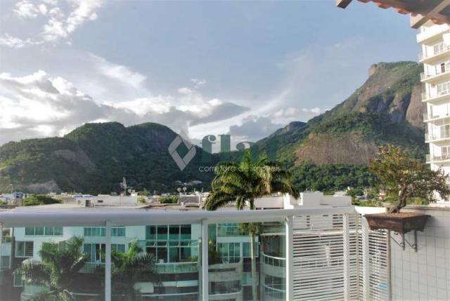 Apartamento à venda com 2 dormitórios em Barra da tijuca, Rio de janeiro cod:FLCO20001 - Foto 3