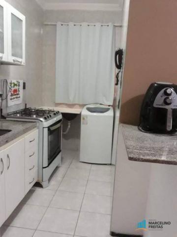 Apartamento 02 quartos sendo 01 suíte + wc. social, R$ 139mil. Mondubim, Fortaleza-Ce. - Foto 9