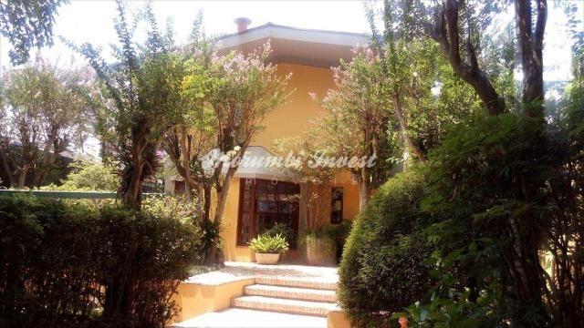 Casa à venda com 4 dormitórios em Campo belo, São paulo cod:156607