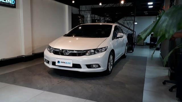 Honda Civic blindado LXR 2.0 13/14 - Foto 3