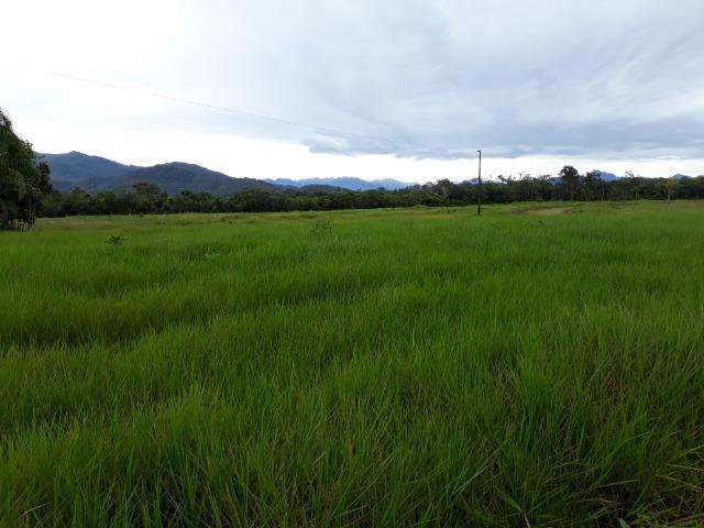 Fazenda Plana em Itapoá com Valor de Ocasião, Aceita parte em Permuta