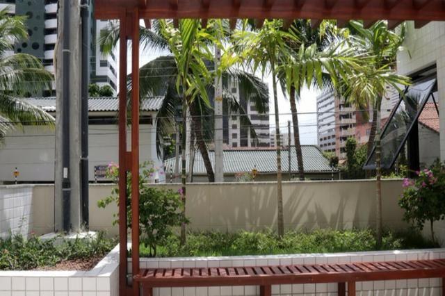 Apt novo, nascente, Jatiúca,3 quartos,1 suíte, 2 vagas, 110 m², área de lazer, só 594 mil! - Foto 9