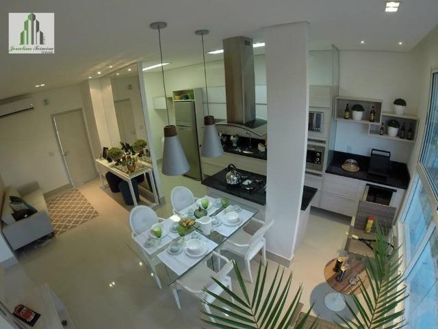 Apartamento 2Q Terra Mundi Parque Cascavel - Foto 7