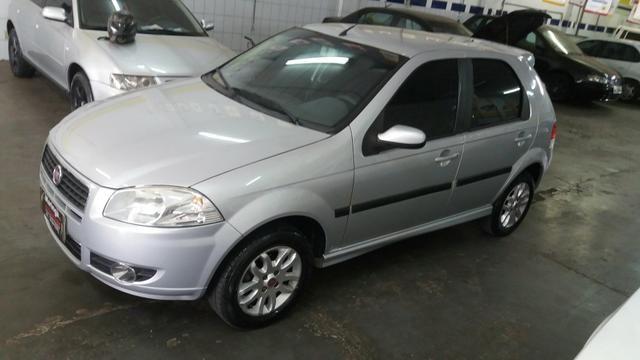 Fiat - Palio ELX 1.4 Fire Completo Prata 2009