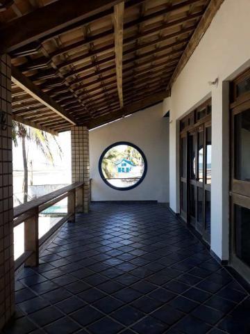 Casa à venda com 5 dormitórios em Jauá, Camaçari cod:151 - Foto 10