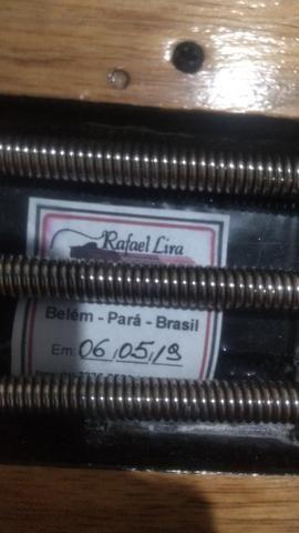 Squier JP turbinada - Foto 5