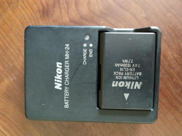 Câmera profissional Nikon D3200 - Foto 4