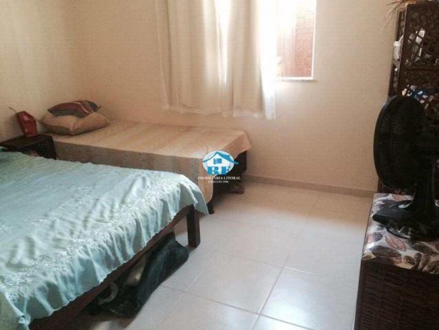 Casa de condomínio à venda com 3 dormitórios em Arembepe, Arembepe (camaçari) cod:142 - Foto 15