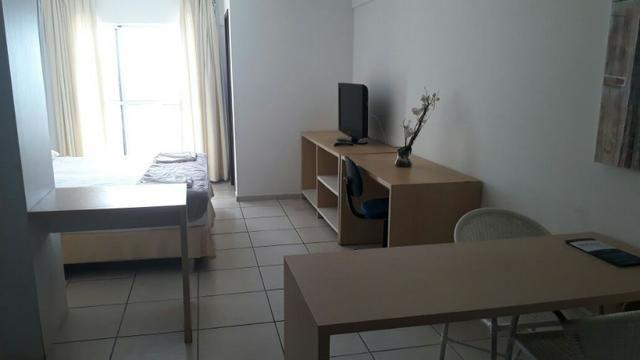 Apartamento em Ponta Negra - 35m² - Rota do Sol Roberto Freire - Foto 13