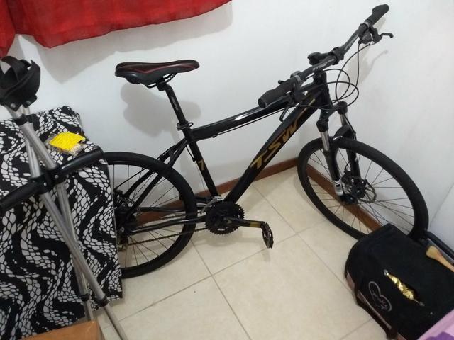 Vendo Bike TSW R$ 900