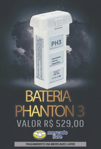 Bateria Phantom 3 nova