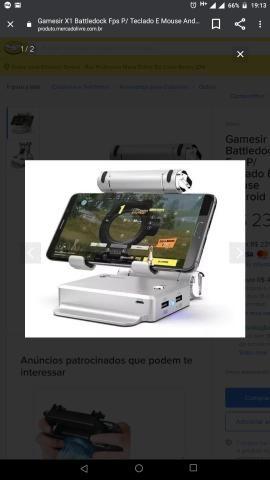 Emulador para celular GameSir - Foto 3