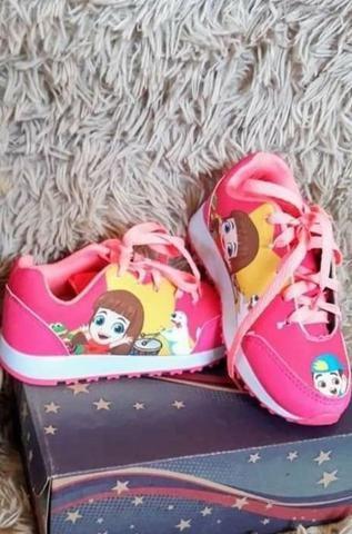 Sapatos Lucas Neto