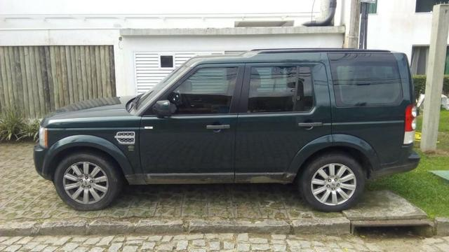 Land rover discovery 4x3 aut diesel
